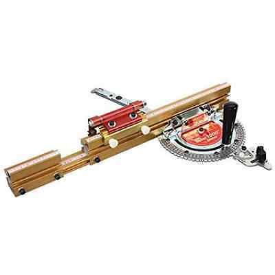 INCRA MITER1000SE Miter Gauge Special Edition with Telescoping Fence and Dual Fl