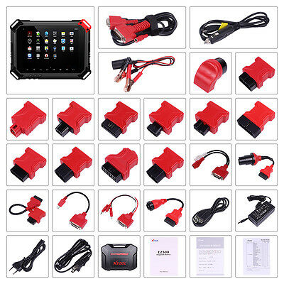 XTOOL EZ500 Car Code Scanner for Gasoline Vehicles Same as PS80 Update Online