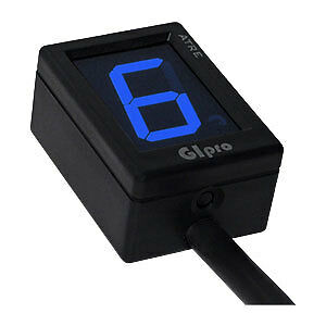 GI gear indicator Pro T01 aTRE blue Triumph GIPRO-T01