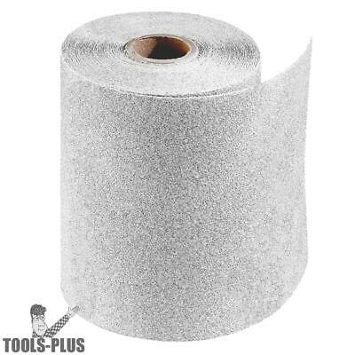 """4.5"""" x 30 ft 180 Grit Stikit Sandpaper Roll Porter-Cable 740001801 New"""