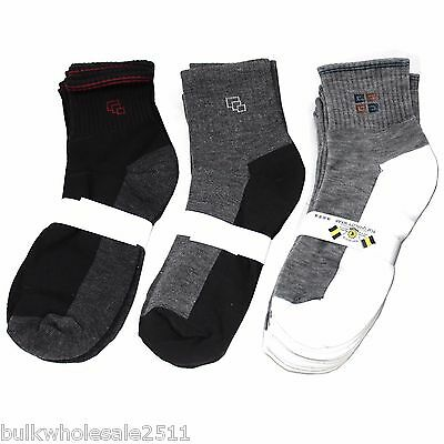 MEN'S CASUAL SOCKS (Wholesale Lot of 400 Pairs)