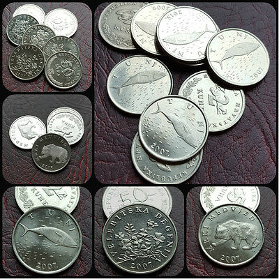 Various Croatia Kune & Lipa Coins - Choose Your Type & Year! Free Uk Post!