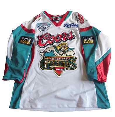Belfast Giants Hockey Shirt Ice Hockey Eishockey