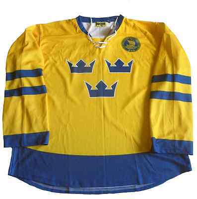 Sweden Hockey Shirt Ice Hockey Eishockey Team Sweden
