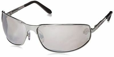 Harley-Davidson HD503 Motorcycle SilverMirror Lens Safety Indoor/Outdoor Glasses