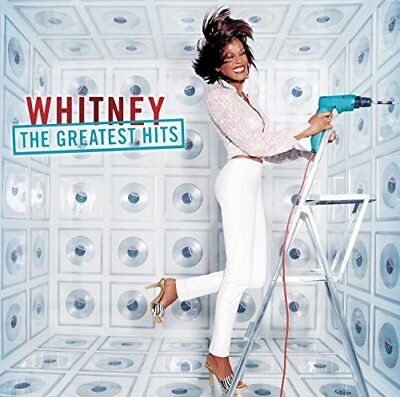 The Greatest Hits by Whitney Houston New Music CD