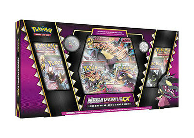 Pokemon Trading Card Game Mega Mawile EX Premium Collection Box