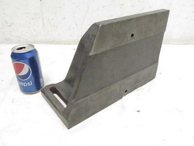 """Steel Inspection Flat Machinist Surface Right Angle Plate 12"""" x 8"""", 6.25"""" x 5.75"""