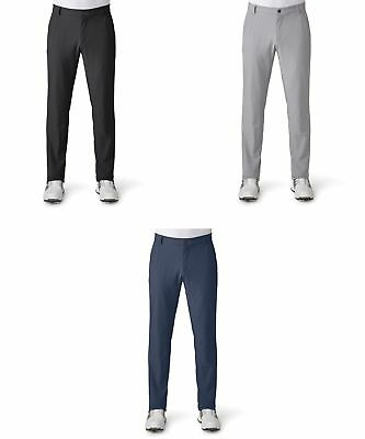 Adidas Climacool Ultimate 365 Airflow Pant Mens Golf Trousers - New 2017
