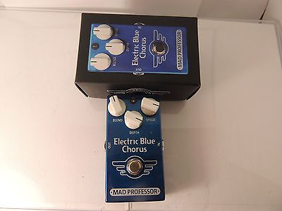 Mad Professor Electric Blue Chorus Effects Pedal  Free Ship