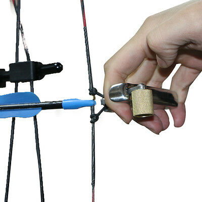 Archery Steel Handle Grip Trigger Caliper Bow Release Aids for Compound Bow
