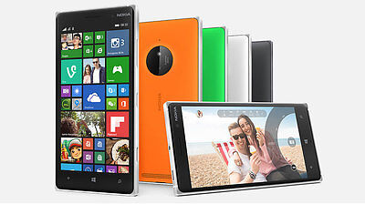 New Nokia Lumia 830 Windows 3G 4G GPS Wifi Unlocked 16GB Smartphone 10MP Camera