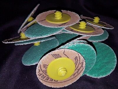 "Roloc Discs | 2"" 50 Grit 