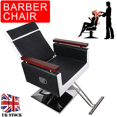 Salon Hydraulic Barber Reclining Chair For Hairdressing Beauty Fashion  Chairs