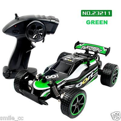 1:20 2WD High Speed Electronic Radio Remote Control RTR RC Racing Car Off Road