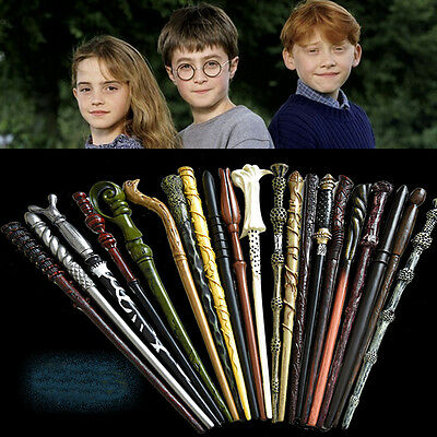 Magic Wand Boxed Harry Potter Voldemort Sirius Character Cosplay Magic Wand Gift