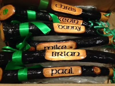 Irish/Personalised/Shillelagh/Handmade in Ireland/new