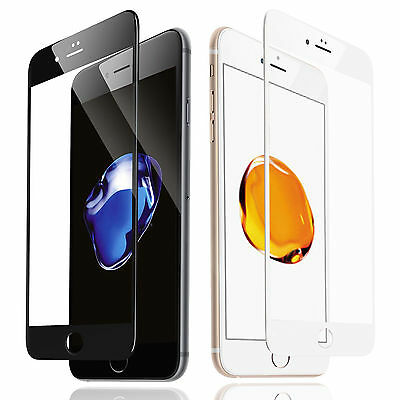 [High Sensitive]Ultra-Clear 3D9H Tempered Glass Protector iPhone 5 5S  6 6S 7 7+