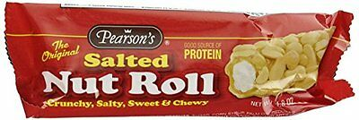 Pearson's Salted Nut Roll 24ct