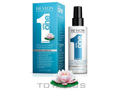 TRATAMIENTO UNIQ ONE FLOR DE LOTO 150 ml - REVLON