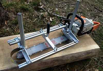 """Brand New Chainsaw Mill suits up to a 36"""" bar. Furniture Making, Bar Tops Sale!!"""