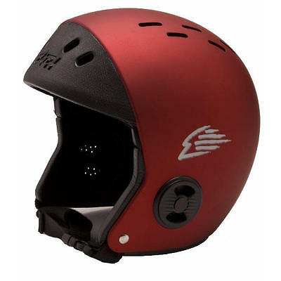 GATH Standard Hat Surf Watersports Helmet (Red)