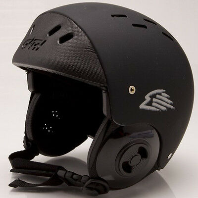 GATH Surf Convertible Watersports Helmet SIZE XL (Black)
