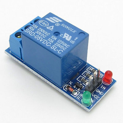 Relay Module 5V NEW Low Level Trigger Board Relay Expansion For Arduino HOT