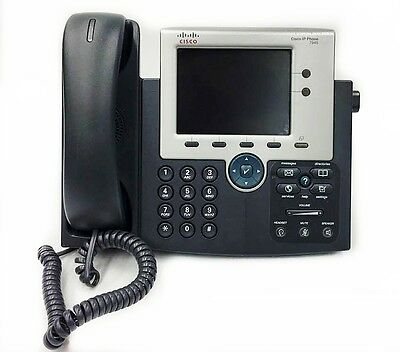 CP-7945G= Cisco UC Phone 7945, Gig Ethernet, Color, spare