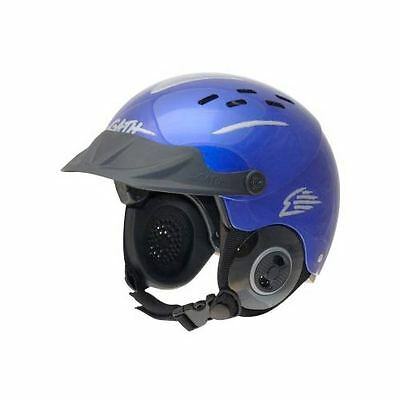 GATH Gedi Watersports Helmet with Peak (Blue)