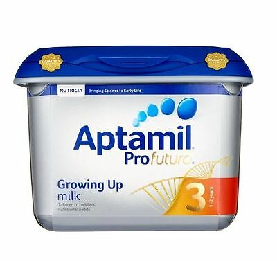 Aptamil Profutura 3 Growing Up Milk 1-2yrs 800g 1 2 3 6 Packs