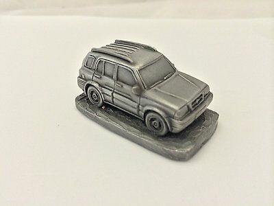 Suzuki Grand Vitara ref245 Pewter Effect 1:92 Scale model car