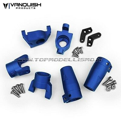 AXIAL WRAITH STAGE ONE KIT BLUE ANODIZED- Vanquish