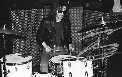 Authentic Signed Tommy Ramone Official 6 X 4 Photo.ramones.real Signature..coa