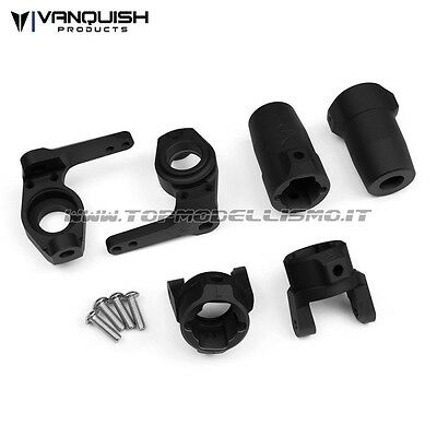 AXIAL SCX10 STAGE ONE KIT BLACK ANODIZED - Vanquish