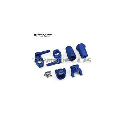 AXIAL SCX10 STAGE ONE KIT BLUE ANODIZED- Vanquish