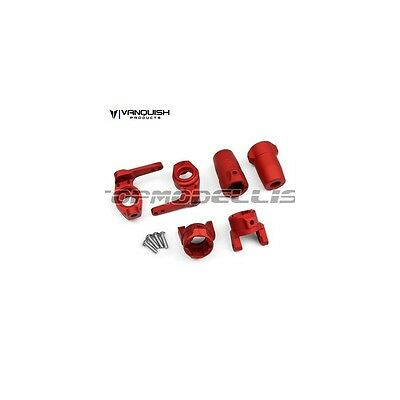 AXIAL SCX10 STAGE ONE KIT RED ANODIZED- Vanquish