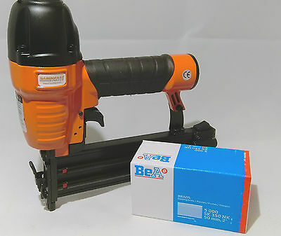 18 Gauge 50Mm Brad Air Nailer - Sf1850 With Brads
