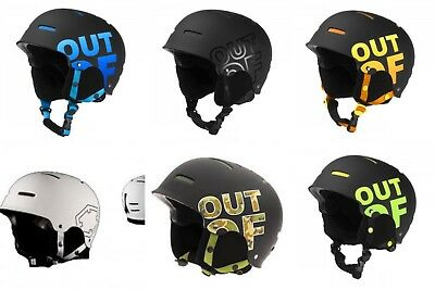 Casco Snowboard/sci Out-Of Wipeout Bianco / Nero / Giallo / Blu / Arancio / Camo