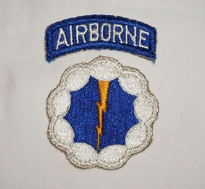 Army Airborne Patches