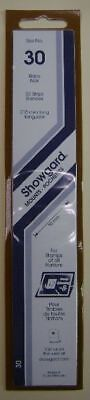 Showgard size 30 black hingeless stamp mount NEW unopened pack 1st quality 215mm