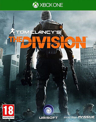 Tom Clancy's The Division | XBOX One Download Key Code | Region-free