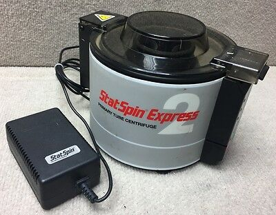 StatSpin Express 2 Primary Tube Centrifuge w/ RTX4A Rotor