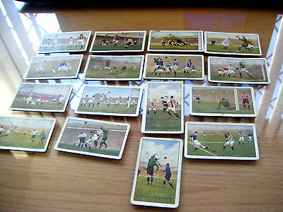 """Pick-A-Card From Gallaher's """"footballers"""" 1928, Red Back , 1-50"""