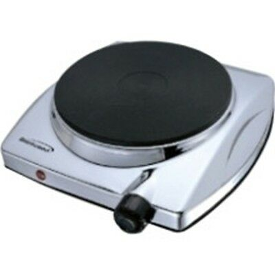 Portable Electric Tabletop Single Cooktop Table Cook Top Burner Stove Hot Plate