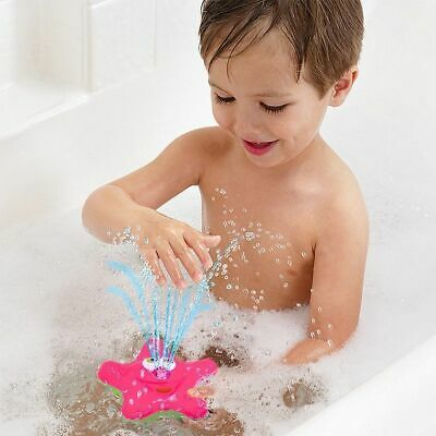 Munchkin Baby Kids Bath Toy Star Fountain 1Pk #`10304CNP