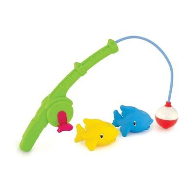 Munchkin Wind up Baby Kids Bath Toy Gone Fishin' Toy #`11081CNP