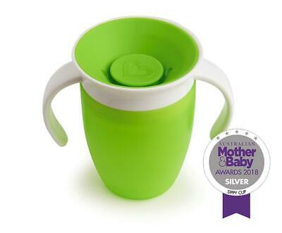 NEW Munchkin Baby Training Cup 7oz Miracle 360 Degree #`44141CNP