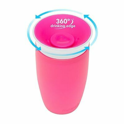 Munchkin 10oz Miracle 360 Degree Bay Kids Sippy Training Cup 1Pk Assorted