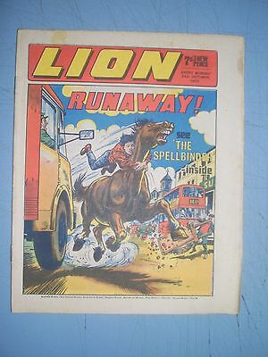 Lion issue dated October 24 1970